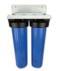 jumbo big blue filter system for bacteria