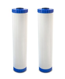 Deionized Water Filter Cartridge for Spot-Free Water Systems - 2 pack