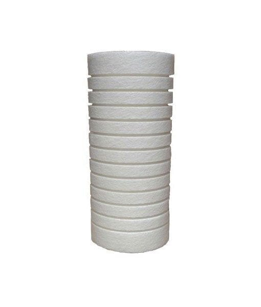 5 Micron Water Filter Cartridge for Sediment, with Scale Inhibitor