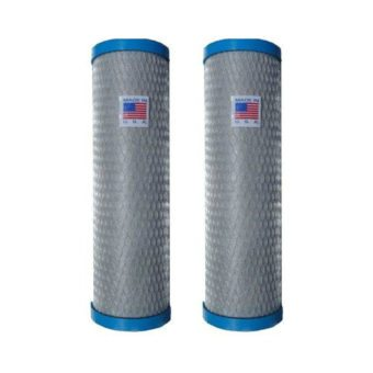 Zero Waste Water Filter PS-PURUF Replacement Filter Kit , ZRO-4, Zero Waste Reverse Osmosis Alternative | Membrane Water Purification System Preserves Healthful Minerals