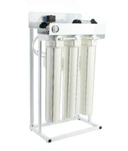 300 gpd reverse osmosis system, commercial ro system