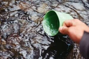 what is raw water craze