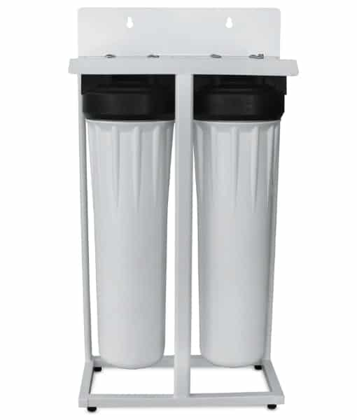 Two Stage Bacteria Water Filter for Well Water & Whole House