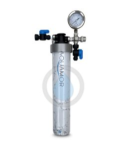 Commercial water filter system for coffee espresso tea