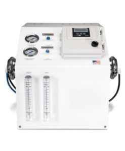 Compact 1000 GPD reverse osmosis system