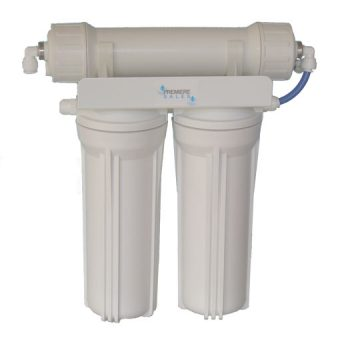 Ultrafiltration + Alkaline Water Filter System